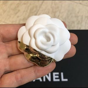 Authentic Chanel Limited Camellia